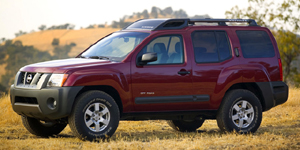 2008 Nissan Xterra Reviews / Specs / Pictures