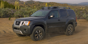 2009 Nissan Xterra Reviews / Specs / Pictures
