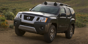 Nissan Xterra Reviews / Specs / Pictures