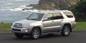 2003 Toyota 4Runner Reviews / Specs / Pictures