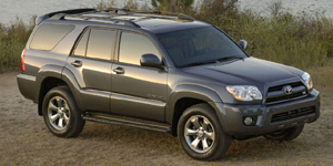 2008 Toyota 4Runner Reviews / Specs / Pictures