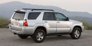 2009 Toyota 4Runner Reviews / Specs / Pictures