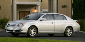 2008 Toyota Avalon Reviews / Specs / Pictures