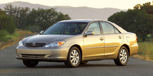 2002 Toyota Camry Pictures