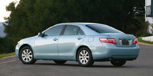 2008 Toyota Camry Reviews / Specs / Pictures