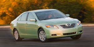 2009 Toyota Camry Reviews / Specs / Pictures