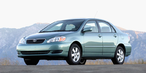 2005 Toyota Corolla Reviews / Specs / Pictures