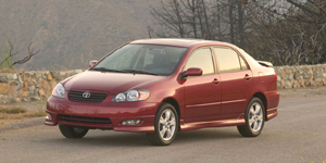2006 Toyota Corolla Reviews / Specs / Pictures