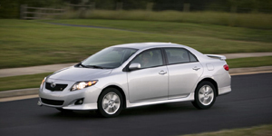2009 Toyota Corolla Pictures