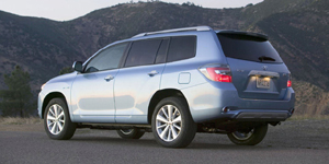 2009 Toyota Highlander Reviews / Specs / Pictures