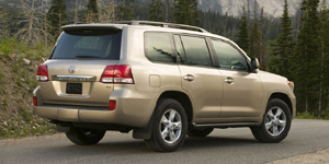 2008 Toyota Land Cruiser Reviews / Specs / Pictures