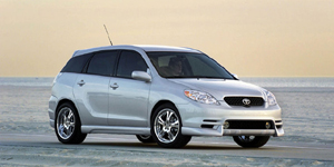 2003 Toyota Matrix Reviews / Specs / Pictures
