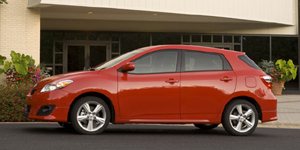 2009 Toyota Matrix Pictures
