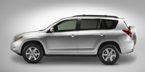 2008 Toyota RAV4 Reviews / Specs / Pictures