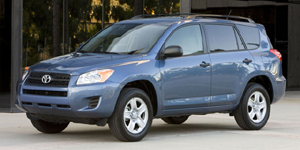 2009 Toyota RAV4 Reviews / Specs / Pictures
