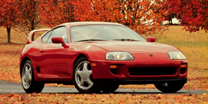 Toyota Supra Reviews / Specs / Pictures