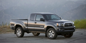 2008 Toyota Tacoma Reviews / Specs / Pictures