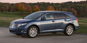 2009 Toyota Venza Reviews / Specs / Pictures