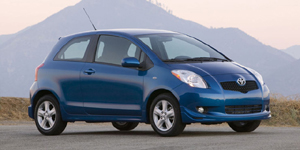 2008 Toyota Yaris Reviews / Specs / Pictures