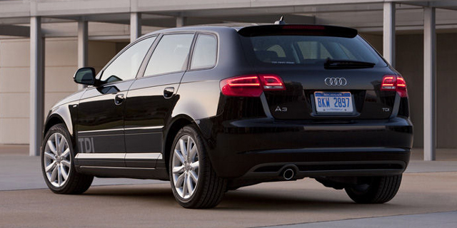 2011 Audi A3 Pictures