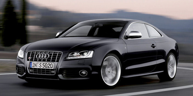 2011 Audi A5 Pictures