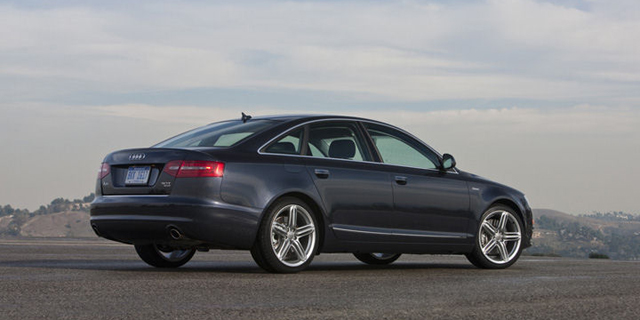 2010 Audi A6 Pictures