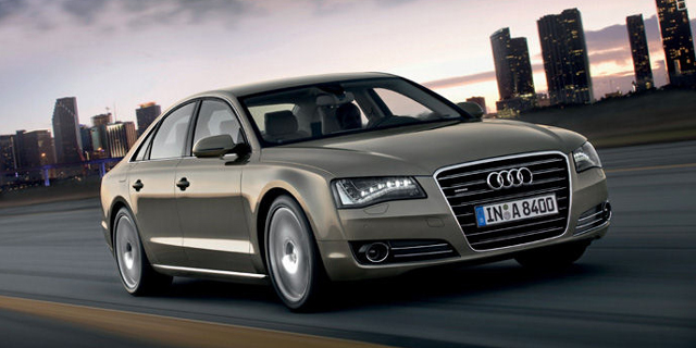 2011 Audi A8 Pictures