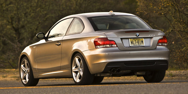 2011 BMW 1-Series Pictures