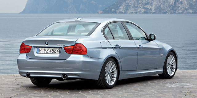 2010 BMW 3-Series Pictures