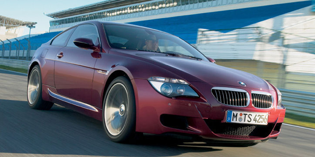 2010 BMW 6-Series Pictures
