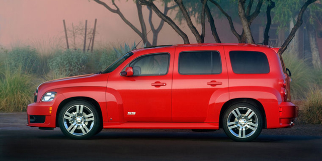 Chevrolet Chevy Hhr Panel Reviews Specs Pictures Prices