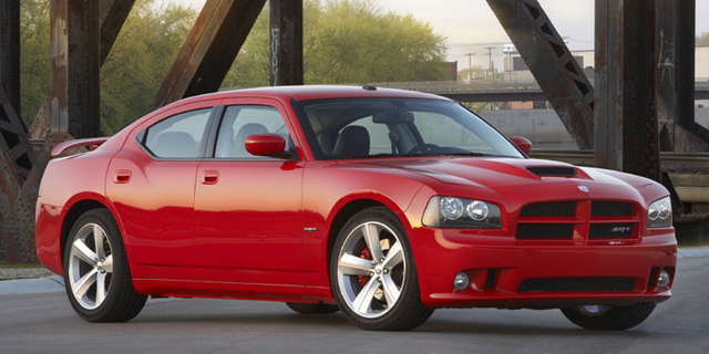 2010 Dodge Charger Pictures