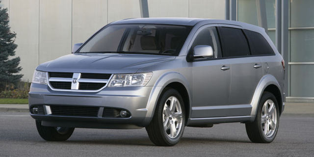 2010 Dodge Journey Pictures