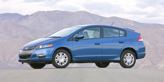 2010 Honda Insight Pictures