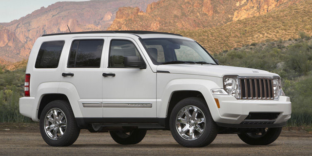 2010 Jeep Liberty Pictures