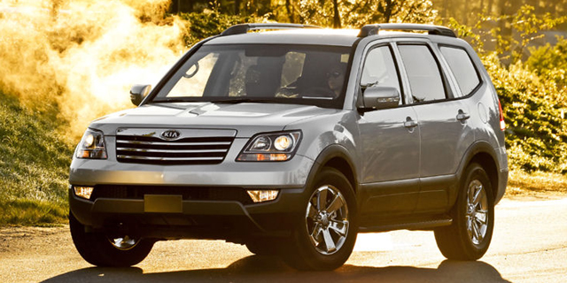 2009 Kia Borrego Pictures