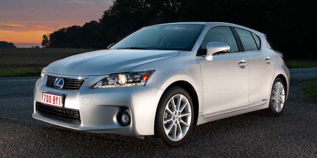 2011 Lexus CT 200h Pictures