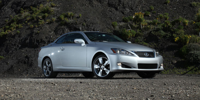 2010 Lexus IS Pictures