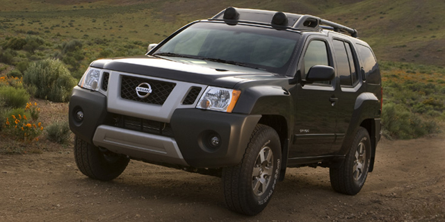 nissan xterra x s se off road 4wd reviews specs. Black Bedroom Furniture Sets. Home Design Ideas