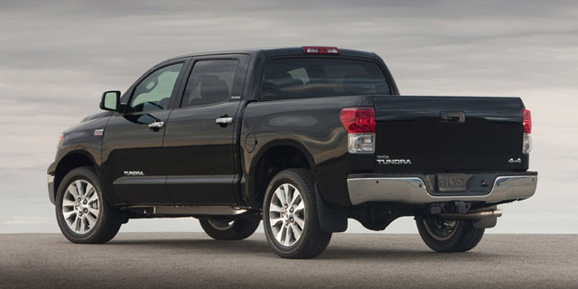 2010 Toyota Tundra Pictures