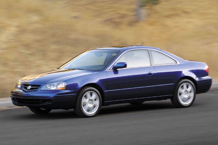 Acura Cl Picture