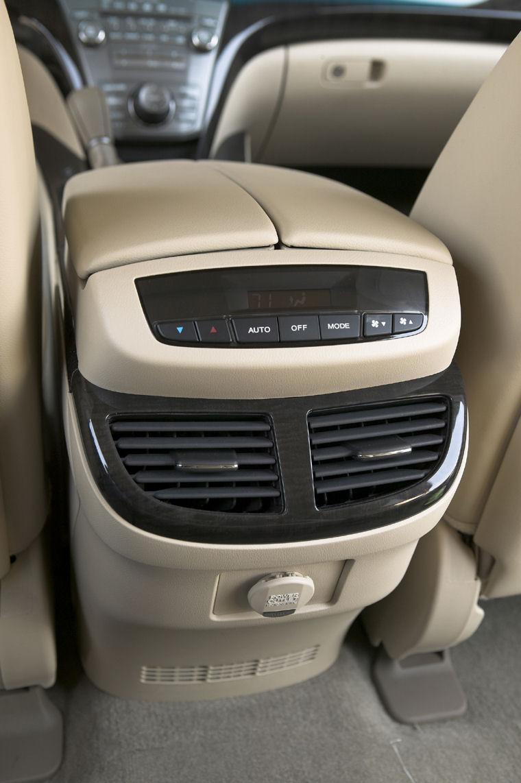 2009 Acura MDX Center Console - Picture / Pic / Image