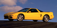1995 Acura NSX Pictures