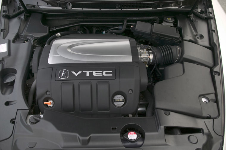 Acura RL L V Engine Picture Pic Image - 2005 acura rl engine