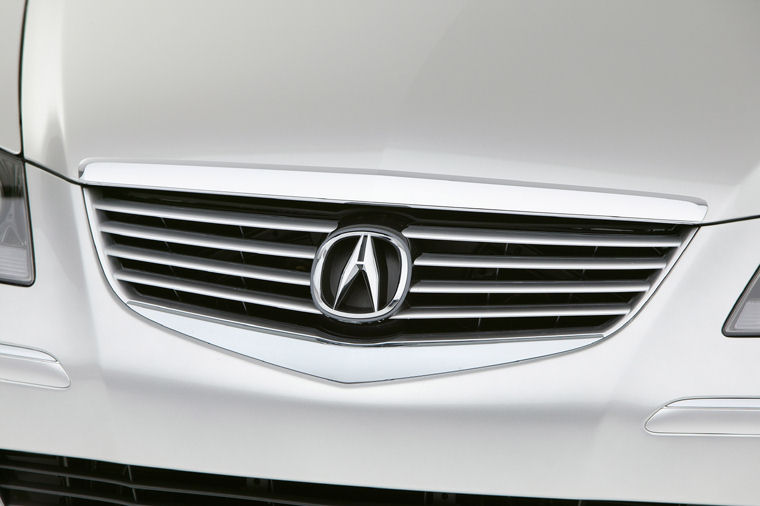 Acura RL Grille Picture Pic Image - 2006 acura rl grill