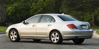 2006 Acura RL Pictures