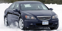 2008 Acura RL Pictures