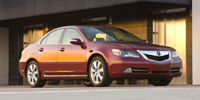 2009 Acura RL Pictures