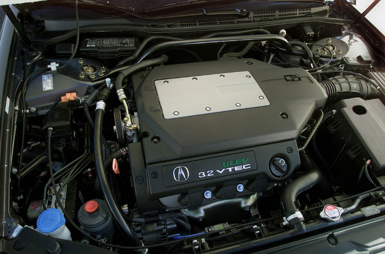 Acura TL L Cylinder Engine Picture Pic Image - Acura tl motor
