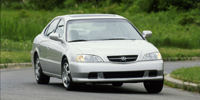2001 Acura TL Pictures